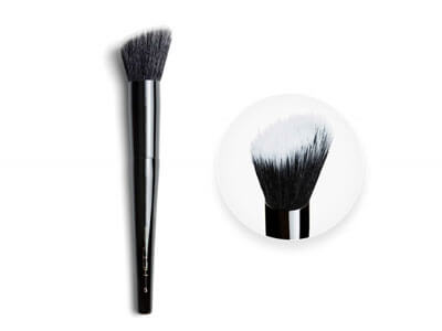 Angled Stippling Brush