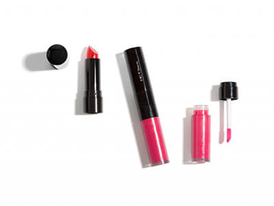 Pure 2-in-1 Lipgloss and Lipstick