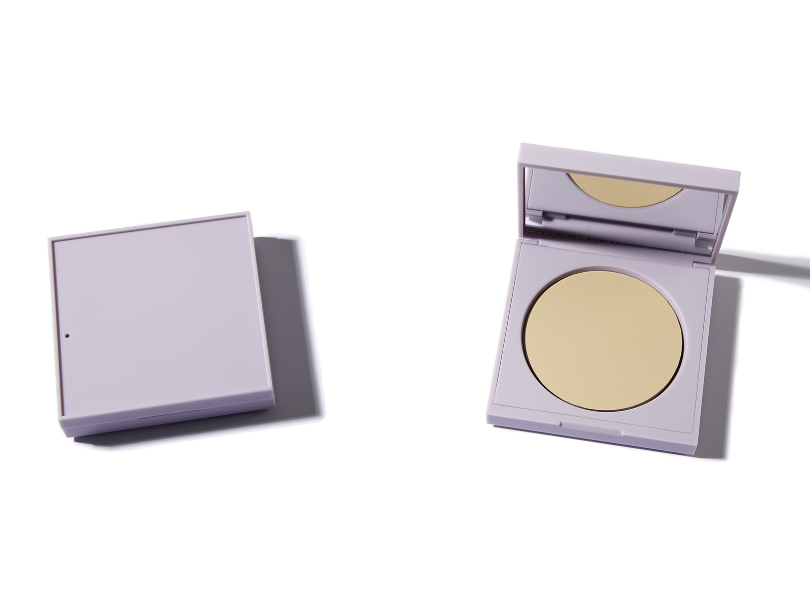 Block Magnetic Pressed Powder with Recess Lid
