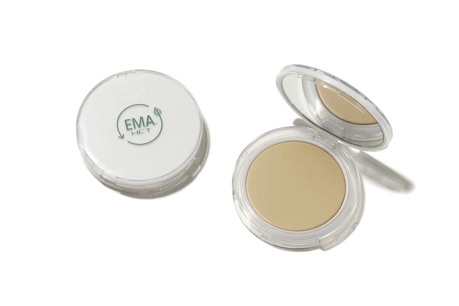 Pure PET Pressed Powder